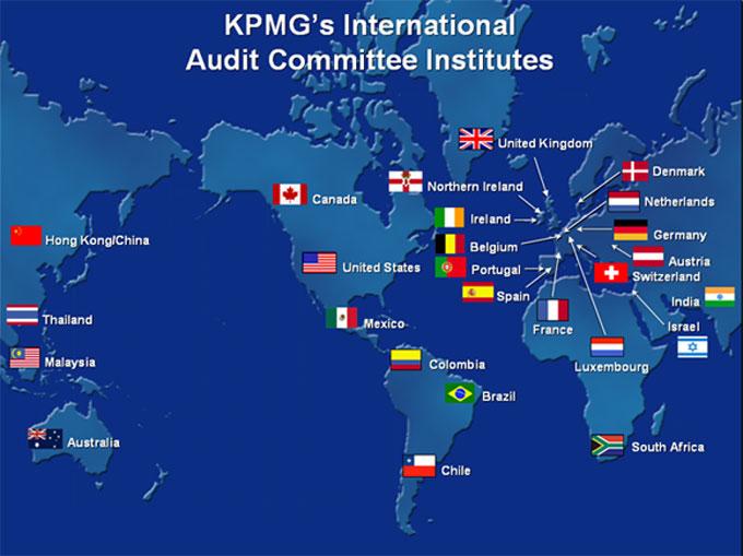International Map - Aci International Map